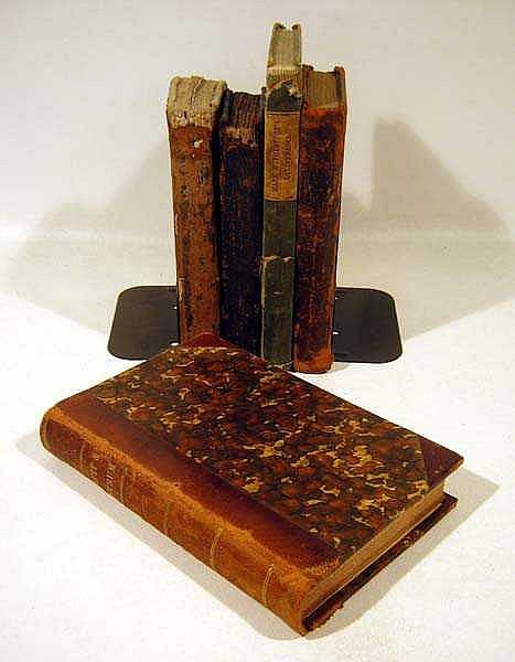 5V Antique THEOLOGY & RELIGION Psalms Sermons John Bunyan Mark Rutherford