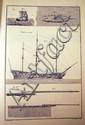 2V Charles Romme L'ART DE LA VOILURE/DESCRIPTION DE L'ART DE LA MATURE 1972 Limited Facsimile Editions Of 18th-Century Naval Studies