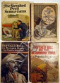 Vintage ESTATE EPHEMERA Antique Pulp Fiction New Zealand Various Academic Articles