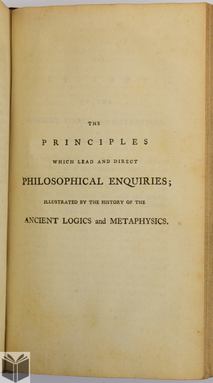 essays on philosophical subjects smith The essays, moral, political, and literary were included under the title philosophical essays treatises on several subjects the title of essay 15 was changed.