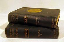 2V Ulysses S. Grant PERSONAL MEMOIRS OF U.S. GRANT 1886/1886 First Edition Antique Civil War Military History 18th President Of United States