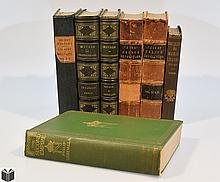 7V Chateaubriand Napoleon DECORATIVE ANTIQUE HISTORY OF FRANCE Second Empire French Revolution Bonaparte Cabinet Leather Bindings Marie Louise