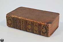 Simon Goulart MEMOIRES DE L'ESTAT DE FRANCE SOUS CHARLES NEUSIESME 1578 Antique French History & Theology Engraved Headpieces Tailpieces Initials
