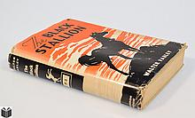 Author-Signed Walter Farley THE BLACK STALLION 1941 Vintage Children's Literature Horse Stories Keith Ward Illustrations Dust Jacket