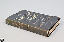 Truman Capote A TREE OF NIGHT AND OTHER STORIES 1949 Stated First Printing Vintage American Horror Short Story Anthology Original Dust Jacket