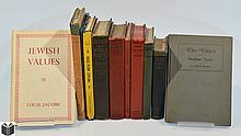 11V Zionism Politics VINTAGE & ANTIQUE JEWISH HISTORY & THOUGHT Signed Kallen Chosen Peoples Values Proselyting Venice Ethics Ghetto
