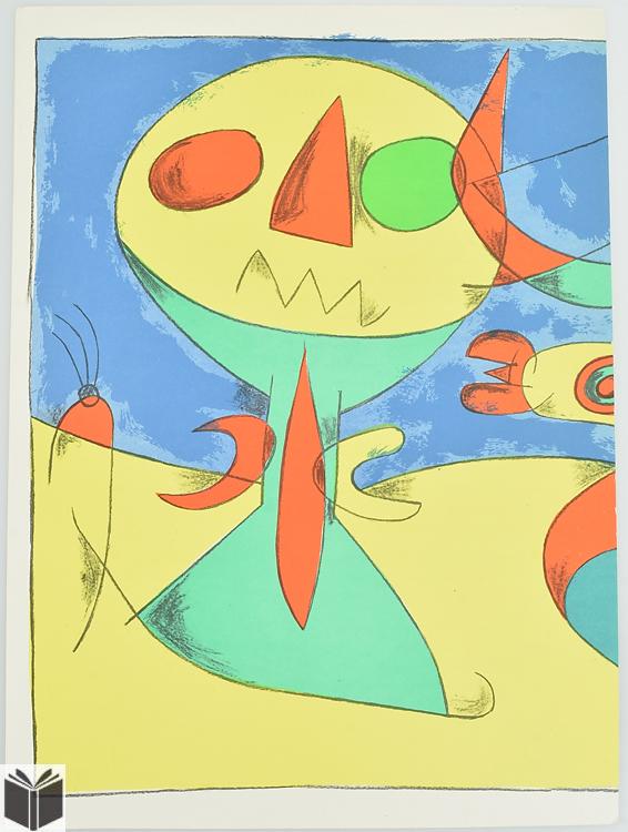 51pcs marc chagall vintage derriere le miroir 1960 1970 vint for Chagall derriere le miroir