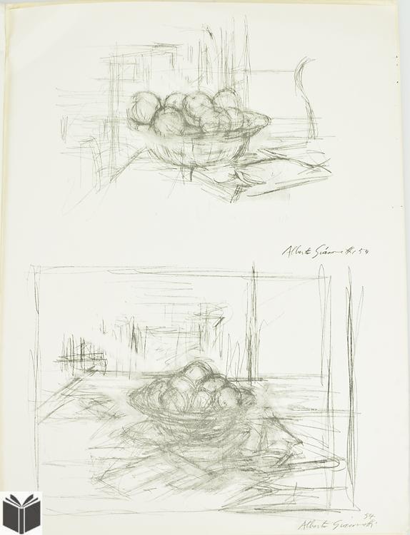 4pcs alberto giacometti vintage derriere le miroir 1960 1970 for Giacometti derriere le miroir