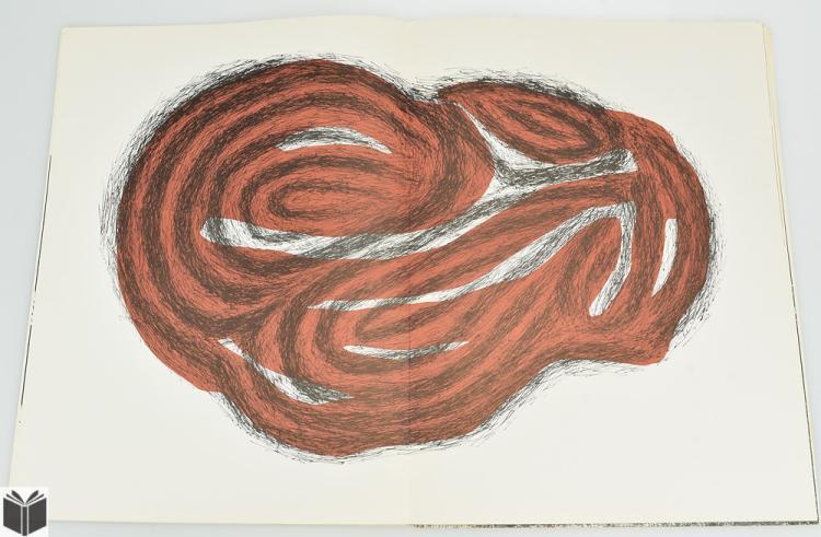 4pcs alberto giacometti vintage derriere le miroir 1960 1970 for Miroi log in