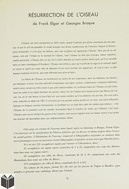 2pc georges baroque vintage derriere le miroir 1959 1971 cub for Application miroir pc