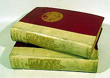 2V Thomas Coryat CROYAT'S CRUDITIES 1905 Antique Travel Elizabethan & Jacobean Literature European Culture Decorative Vellum Binding