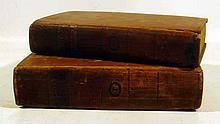 2V Geoffrey Gilbert / Capel Lofft THE LAW OF EVIDENCE 1795/1797 Antique English Jurisprudence Homicide Ireland Fold-Out Chart