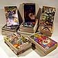 200V Vintage 1960s COMIC BOOKS 1980s Incredible Hulk Star Trek TNG Personality Superman X-Men, Aquaman Miracle Man