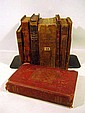 8V Antiquarian RHETORIC & REFERENCE Chess Law Rules of Order Entertainment Quotations Mathematics Orthography Early 19th C.