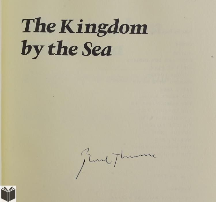 paul theroux the kingdom by the sea pdf