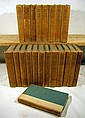 21V THE COLLECTED WORKS OF GEORGE MOORE 1922 Author-Signed Limited Edition Modern Irish Literature Tipped-In Frontispieces