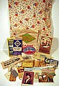 Vintage & Antique ADVERTISING EPHEMERA Railroad Airline Luggage Label Depression Cloth Feed Sack Industrial Manufacturing Binghamton NY
