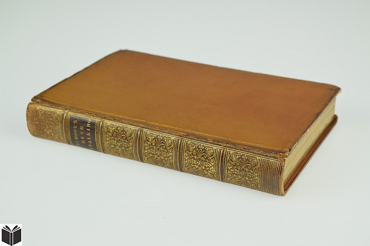 William Scrope DAYS OF DEER-STALKING 1847 Antique Hunting Atholl Sports Red Deer Nature Plates Decorative Binding