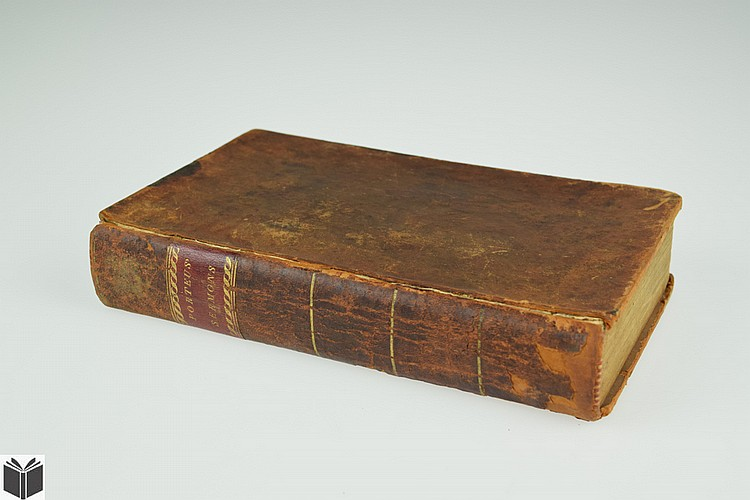 Beilby Porteus SERMONS ON SEVERAL SUBJECTS 1806 First American Edition Antique English Theology Anglican Abolitionist Reform