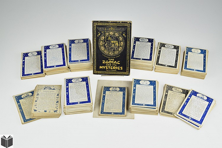300Pcs Horoscope VINTAGE & ANTIQUE ASTROLOGY EPHEMERA Madame Zora Fortune Teller Game Coin Operated Machine Zodiac & Its Mysteries A F Seward Occult Cards Reading Divination
