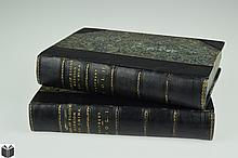 2V Laurence Oliphant NARRATIVE OF THE EARL OF ELGIN'S MISSION TO CHINA AND JAPAN 1859 First Edition Antique English Travel & Exploration Asia Color Plates Fold-Out Maps Textual Illustrations Decorative Bindings