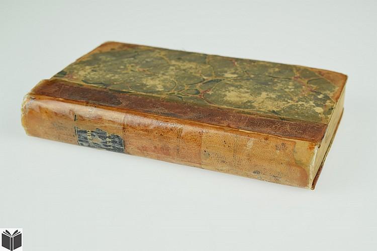 Antonia Bourignon AN ADMIRABLE TREATISE OF SOLID VERTUE 1699 Antique Devotional Literature Theology Mysticism