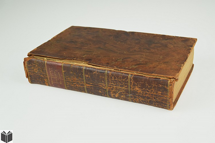 Samuel Stanhope Smith A COMPREHENSIVE VIEW OF THE LEADING AND MOST IMPORTANT PRINCIPLES OF NATURAL AND REVEALED RELIGION 1816 Antique American Theology Gospel Doctrines Princeton College Of New Jersey