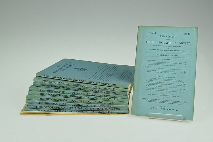 13V Articles Monographs Journals POLAR & ARCTIC EXPLORATION Antique Northern Canada Royal Geographic Northwest Passage Early Expedition