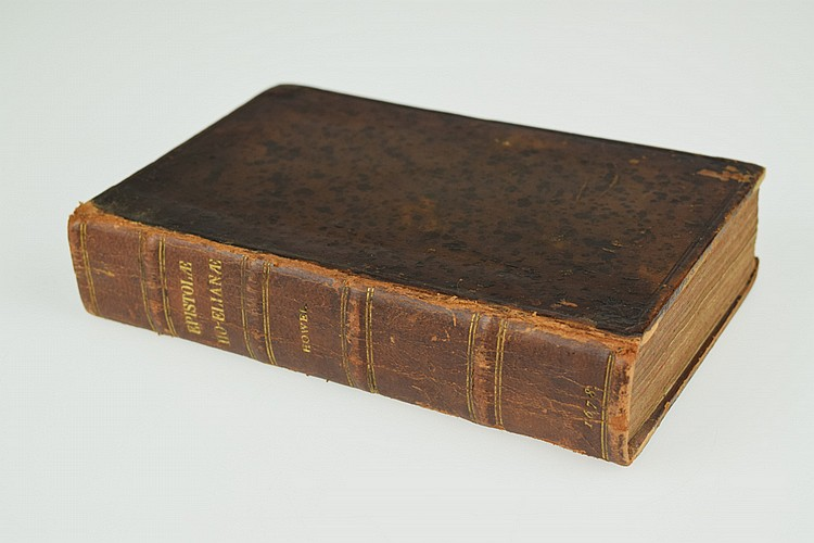 James Howell EPISTOLAE HO-ELINAE FAMILIAR LETTERS 1678 Antique Letters History Philosophy Science Travel Walter Raleigh