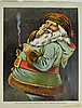 Clement Moore THE NIGHT BEFORE CHRISTMAS 1888 Antique Children's Literature Chromolithographs