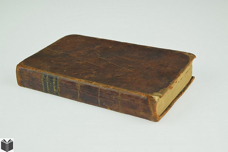 John Gregory Pike THE CONSOLATIONS OF GOSPEL TRUTH 1823 Antique American Theology Leather Binding Martyrs