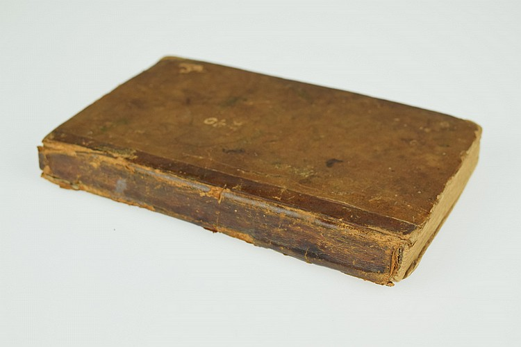 THE NEW TESTAMENT OF OUR LORD & SAVIOUR JESUS CHRIST 1828 Antique Theology Greek Translations