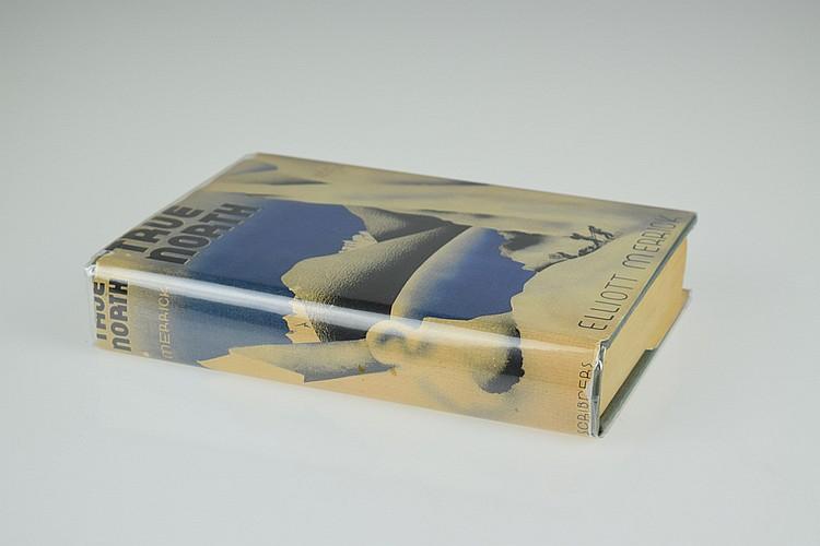 Elliott Merrick TRUE NORTH 1933 First Edition Antique Arctic Literature Canadian Journal Dust Jacket
