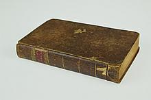 William Linn SERMONS HISTORICAL & CHARACTERISTICAL 1791 Antique Theology Christianity Old Testament
