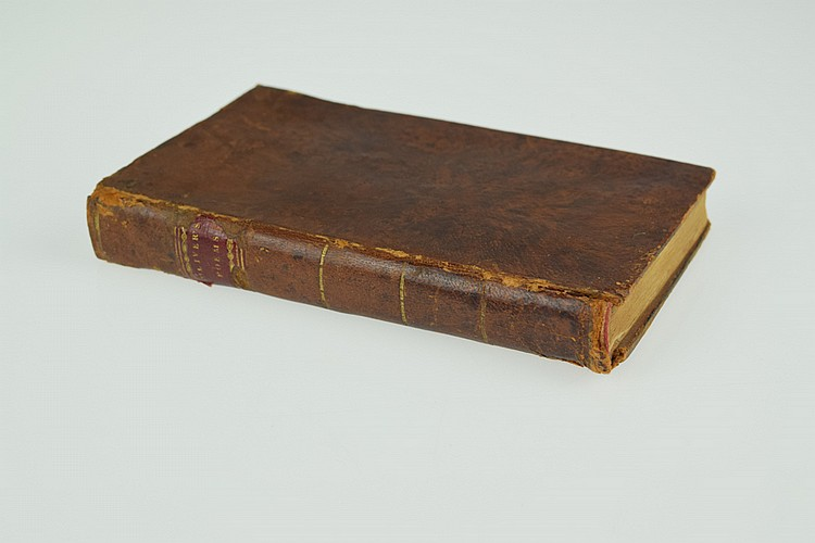 Isabella Oliver POEMS ON VARIOUS SUBJECTS 1805 Antique Poetry Charles Nisbet Dickinson College George Washington Alexander Hamilton United States History