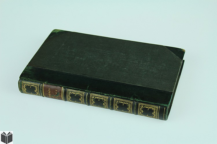 Francis Bond Head ROUGH NOTES TAKEN DURING SOME RAPID JOURNEYS ACROSS THE PAMPAS AND AMONG THE ANDES 1826 Antique British Travel & Exploration Decorative Binding