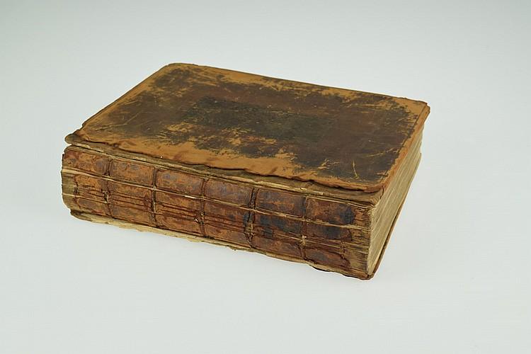Samuel Parker THE ECCLESIASTICAL HISTORIES OF EUSEBIUS SOCRATES SOZOMEH AND THEODORIT 1729 Antique History Large Quarto Engraved Plates