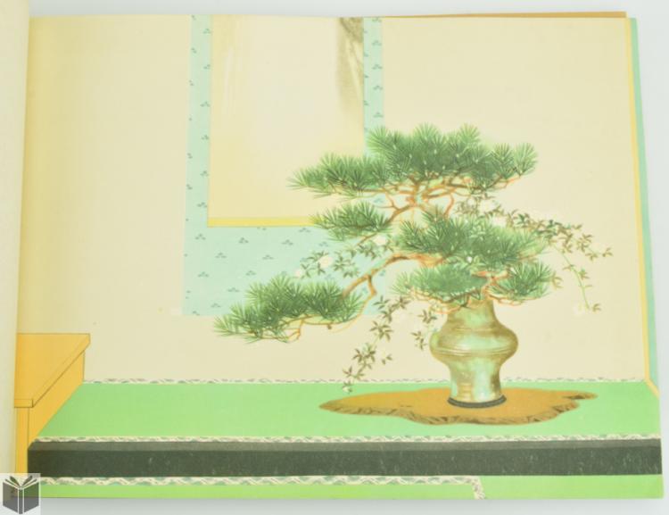 Modern Japanese ART OF FLOWER ARRANGEMENTS Kohata Japan 1950