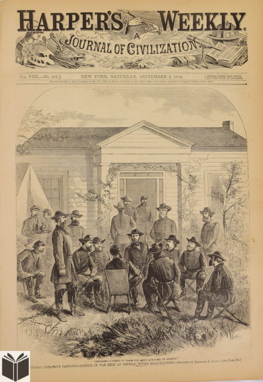 Category:Harper's Weekly, 1864