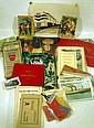 Vintage & Antique TRAVEL EPHEMERA Railroad Photograph Timetable Postcards RPPCs Souvenirs Las Vegas Adirondacks Palisades Park Mexico