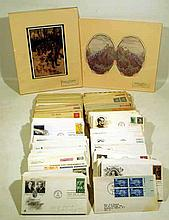 Vintage FIRST DAY COVERS & ART PRINTS Arthur Rackham 1905 Willebeek le Mair 1922 FDCs 1940s-1960s