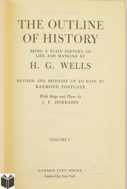 an introduction to the life and literature of herbert george wells Herbert george wells is one of a few visionary  story but a good introduction to well's fear of the  appear at various times in his life in different.