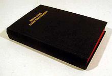 ZEMONA HOEMAO MAHEON-HOESTOMOHESTOVA 1934 First Edition New Testament In Cheyenne Translated By Rodolphe Petter American Bible Society
