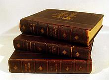 3V THE COMPLETE WORKS OF SHAKESPEARE EDITED BY BRYANT & DUYCKINCK 1894 Antique Drama Poetry Photogravure Illustrations Decorative Leather