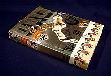 Salvador Dali LES DINERS DE GALA 1973 First US Edition Surrealist Cookbook International/French Gastronomy Menus Dust Jacket