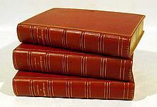 3V William Shakespeare TRAGEDIES COMEDIES HISTORIES & POEMS 1925/1927 Antique Classic English Literature Decorative Leather