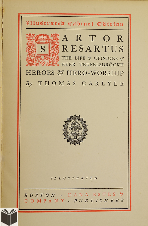 carlyle critical essay miscellaneous thomas works Openlibrary_work ol1064767w critical and miscellaneous essays feb 12, 2009 02/09 by carlyle, thomas, 1795-1881 traill.
