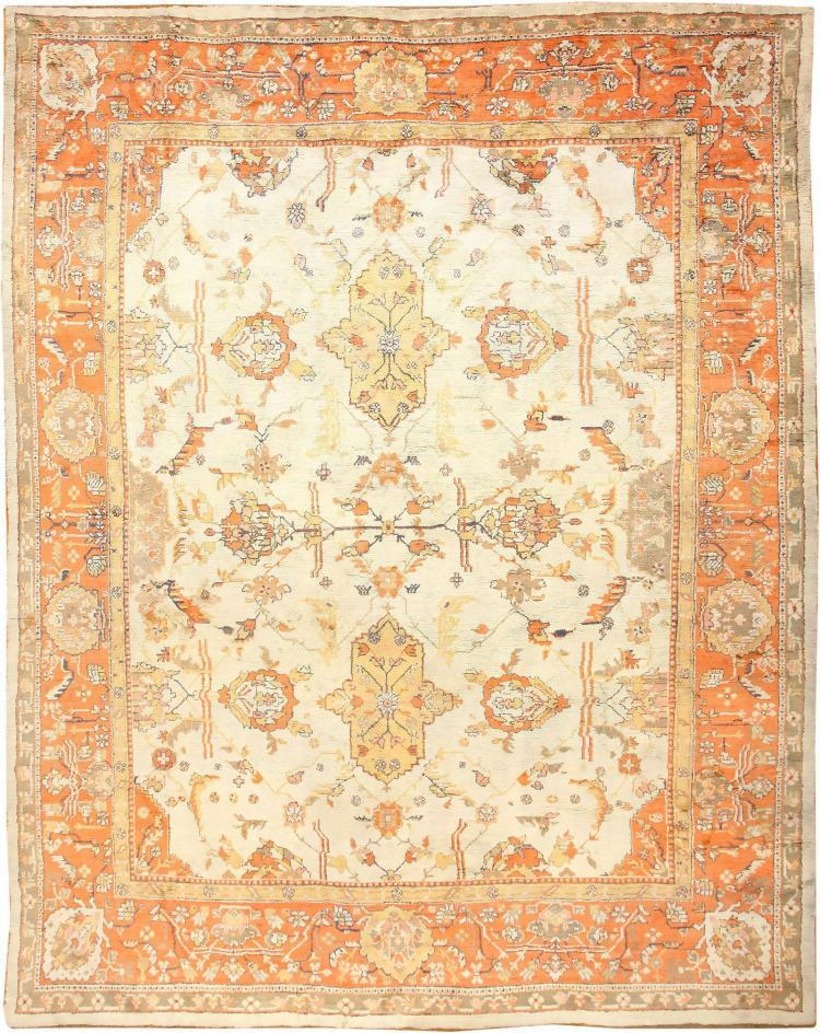 dating oriental rugs