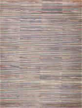Large Room Size Antique American Rag Rug