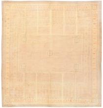 Antique French Deco Rug